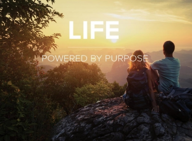 Life powered by purpose